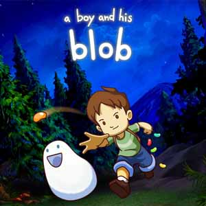Comprar A Boy and His Blob CD Key Comparar Precios