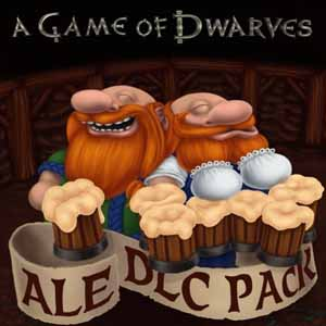 Comprar A Game of Dwarves Ale Pack CD Key Comparar Precios