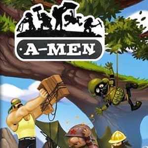Comprar A-Men CD Key Comparar Precios