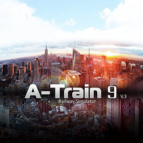 Comprar A-Train 9 V3.0 Railway Simulator CD Key Comparar Precios