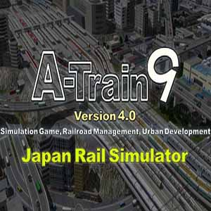 Comprar A-Train 9 V4.0 Japan Rail Simulator CD Key Comparar Precios