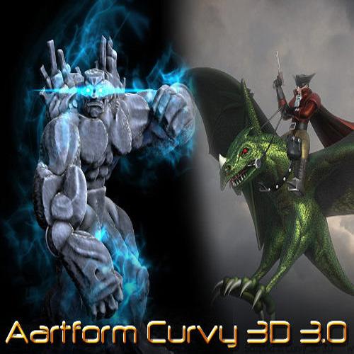 Comprar Aartform Curvy 3D 3.0 CD Key Comparar Precios