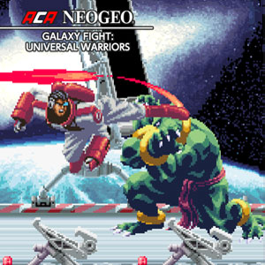 ACA NEOGEO GALAXY FIGHT UNIVERSAL WARRIORS