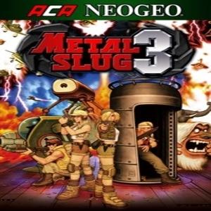 ACA NEOGEO METAL SLUG 3
