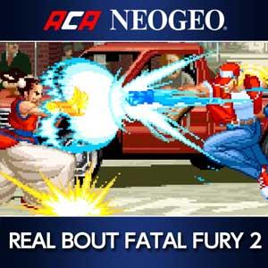 ACA NEOGEO REAL BOUT FATAL FURY
