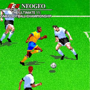 ACA NEOGEO THE ULTIMATE 11 SNK FOOTBALL CHAMPIONSHIP