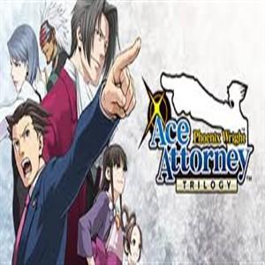 Ace Attorney Phoenix Wright Trilogy