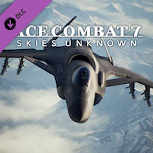 ACE COMBAT 7 SKIES UNKNOWN ASF-X Shinden 2 Set