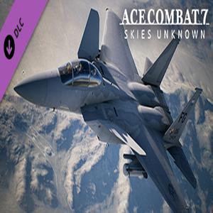 Ace Combat 7 Skies Unknown F-15 S MTD Set