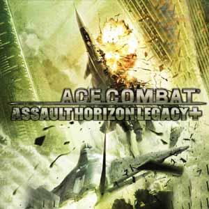 Comprar Ace Combat Assault Horizon Legacy Plus Nintendo 3DS Descargar Código Comparar precios