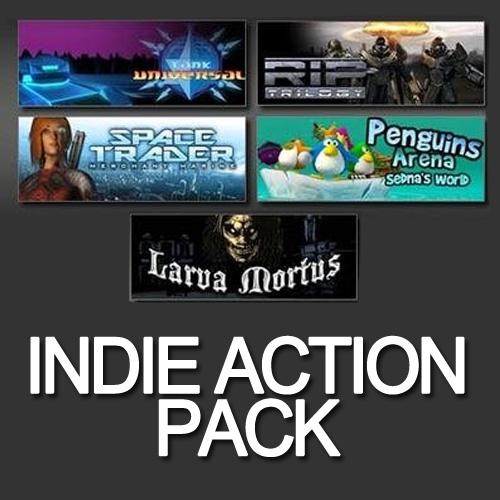 Comprar Action Indie Pack CD Key Comparar Precios