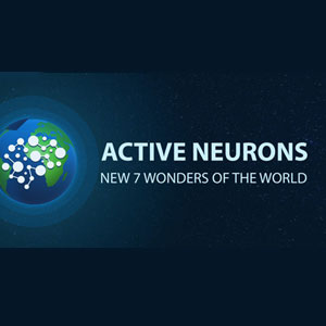 Active Neurons 3 New 7 Wonders Of The World
