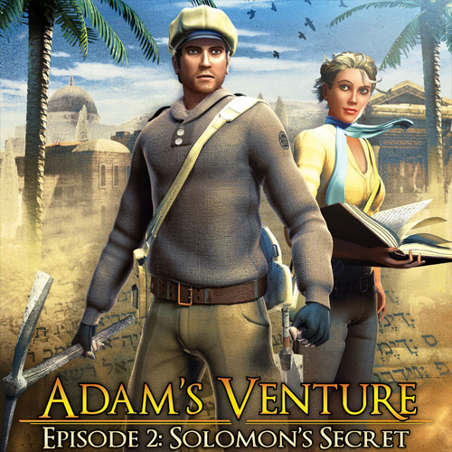 Comprar Adams Venture Episode 2 Solomons Secret CD Key Comparar Precios