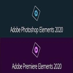 Adobe Photoshop Elements 2020 & Premiere Elements 2020 Mac