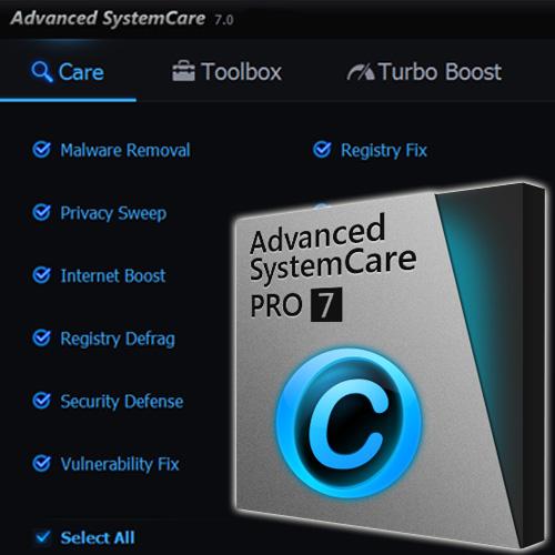 Comprar Advanced Systemcare 7 Pro CD Key Comparar Precios