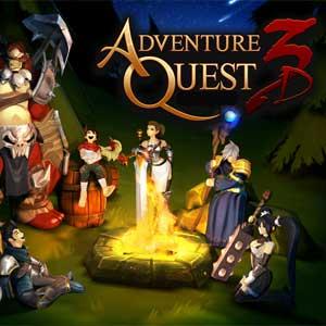 Comprar Adventure Quest 3D CD Key Comparar Precios