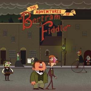 Adventures of Bertram Fiddle Episode 1 A Dreadly Business