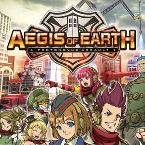 Comprar Aegis of Earth Protonovus Assault Ps4 Code Comparar Precios