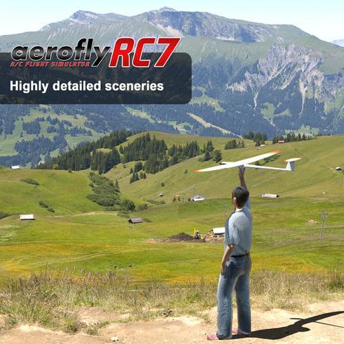 Comprar aerofly RC 7 Professional Edition CD Key Comparar Precios