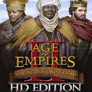 Comprar Age of Empires 2 HD The African Kingdoms CD Key Comparar Precios