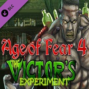 Age of Fear 4 The Victor's Experiment Expansion