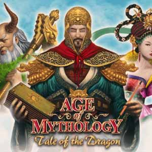 Comprar Age of Mythology EX Tale of the Dragon CD Key Comparar Precios