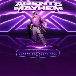 Agents of Mayhem Johnny Gat Agent Pack