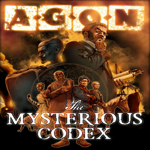 Comprar AGON The Mysterious Codex CD Key Comparar Precios