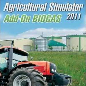 Comprar Agricultural Simulator 2011 Add-On Biogas CD Key Comparar Precios
