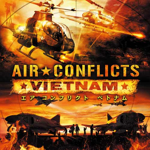 Descargar Air Conflicts Vietnam - PC key Steam