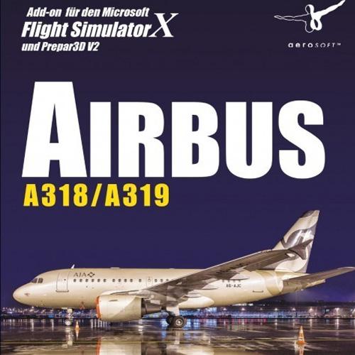 Comprar Airbus A318/319 Flight Simulator X Addon CD Key Comparar Precios