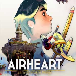 Airheart Tales of broken Wings