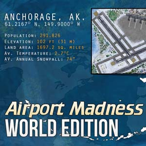 Comprar Airport Madness World Edition CD Key Comparar Precios