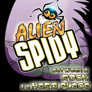 Comprar Alien Spidy Between A Rock And A Hard Place CD Key Comparar Precios