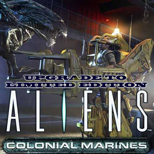 Descargar Aliens Colonial Marines - Upgrade to Limited Edition - key Steam