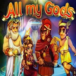 Comprar All My Gods CD Key Comparar Precios