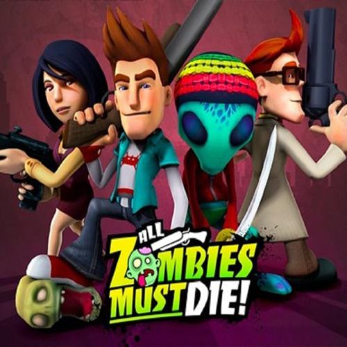 Comprar All Zombies Must Die CD Key Comparar Precios