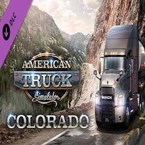 Comprar American Truck Simulator Colorado CD Key Comparar Precios