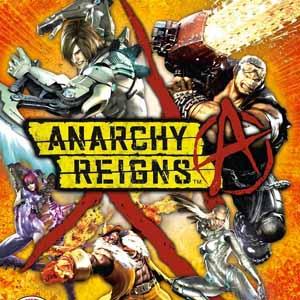 Comprar Anarchy Reigns Ps3 Code Comparar Precios