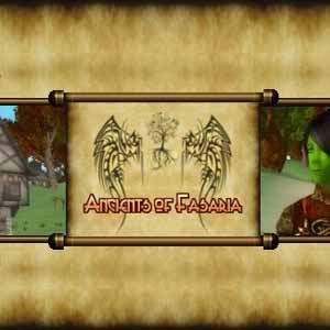 Comprar Ancients of Fasaria Celestias Angelica CD Key Comparar Precios