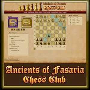 Comprar Ancients of Fasaria Chess Club CD Key Comparar Precios