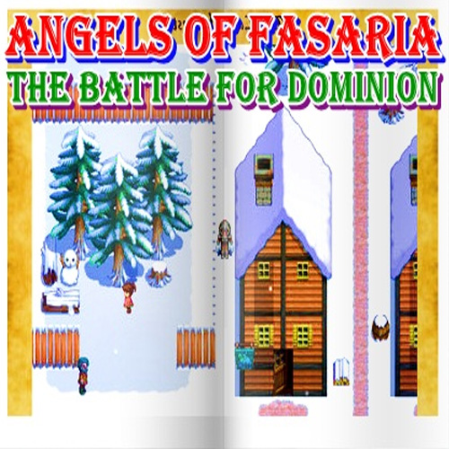 Comprar Angels of Fasaria The Battle for Dominion CD Key Comparar Precios