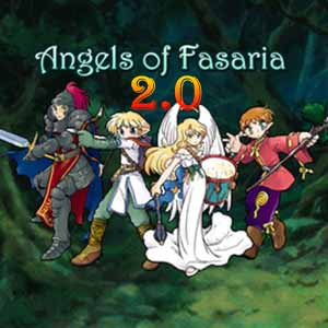 Comprar Angels of Fasaria Version 2.0 CD Key Comparar Precios