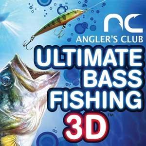 Comprar Anglers Club Ultimate Bass Fishing 3D Nintendo 3DS Descargar Código Comparar precios