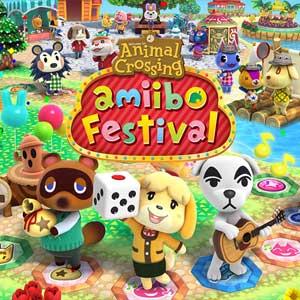 Comprar Animal Crossing amiibo Festival Wii U Descargar Código Comparar precios