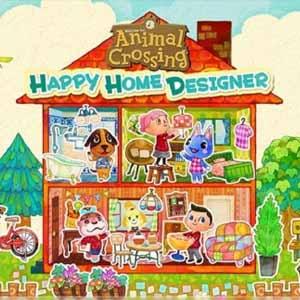 Comprar Animal Crossing Happy Home Designer Nintendo 3DS Descargar Código Comparar precios