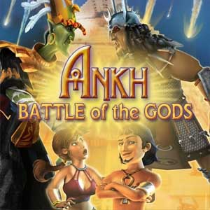 Comprar Ankh 3 Battle of the Gods CD Key Comparar Precios