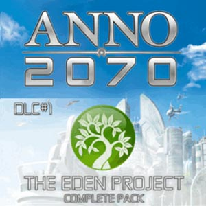 Comprar Anno 2070 The Eden Project Complete Pack CD Key Comparar Precios