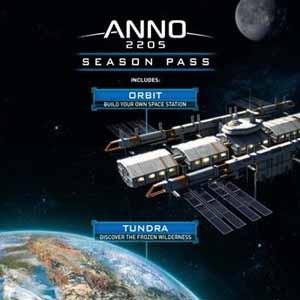 Comprar Anno 2205 Season Pass CD Key Comparar Precios