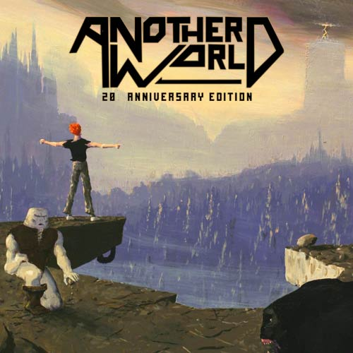 Descargar Another World - 20th Anniversary Edition - key Steam